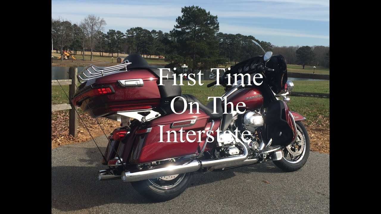 2016 Harley Davidson Ultra Limited Review First Time On The ...