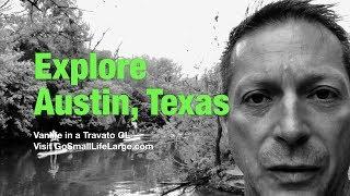 AUSTIN TX, Pecan Grove RV Park, PRESIDENT LBJ Library, Life Lesson  |  Vanlife in a Travato