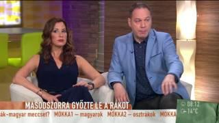 Szentesi Éva utólag tudta meg: lemondtak róla az orvosok - tv2.hu/mokka