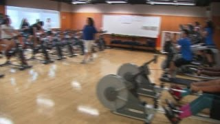 Fitness Centers for Teens