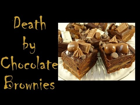 """Death by Chocolate"" Brownies- with yoyomax12"