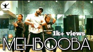 Mehbooba | Fukrey Returns | Dance fitness choreo | Moin Khan | Mohammed Rafi,Neha Kakkar,Raftaar