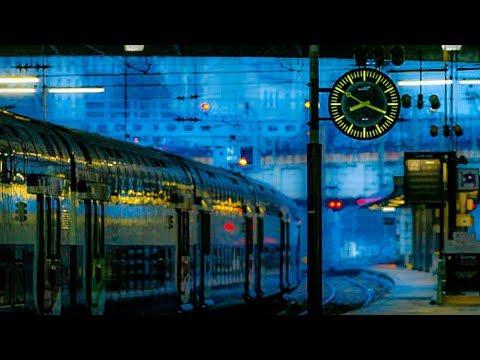A Walk Around Gare Montparnasse (Train Station), Paris