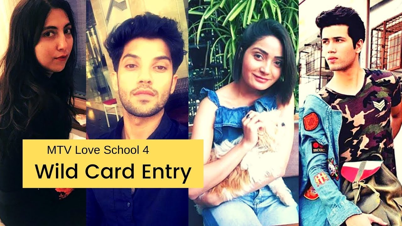 MTV Love School 4 Wild Card Entry Contestants, See Who They Are!