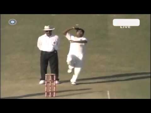 umesh yadav bowling action youtube