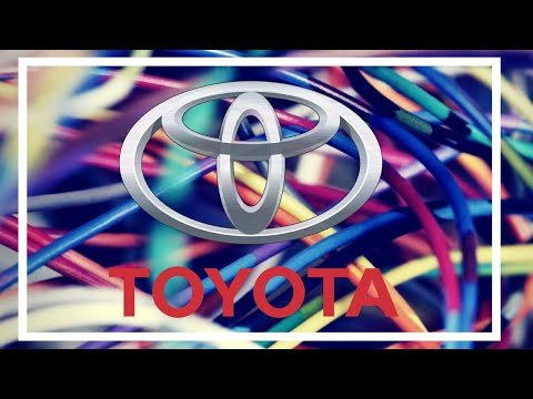 Toyota Camry Wiring Diagrams 1998 To 2016
