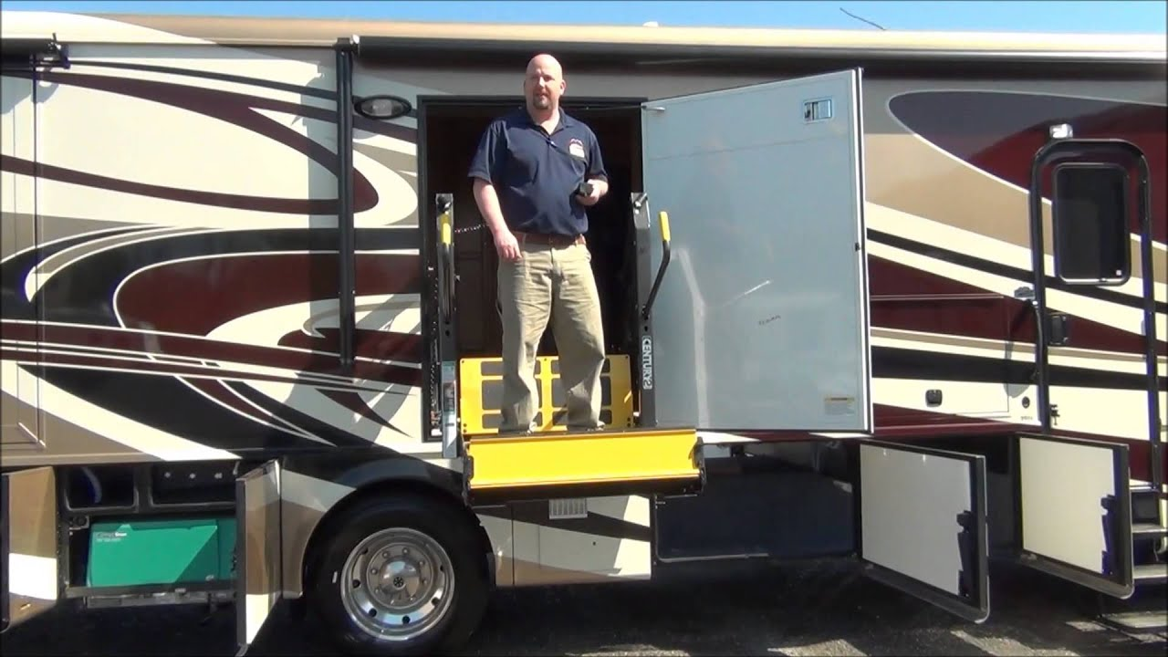 New 2014 Newmar Canyon Star 3911 Handicap Accessible Rv