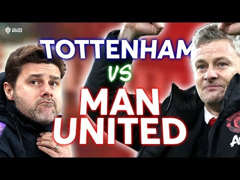 Tottenham vs Manchester United PREMIER LEAGUE PREVIEW Mp3