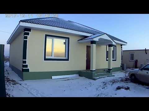 Строительство домов в пригороде Уфы 3