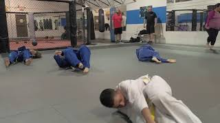 Kids MMA classes at Evolution MMA Miami