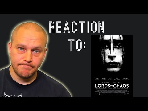 Thoughts about Lords of Chaos movie trailer and initial reactions [OPINION]