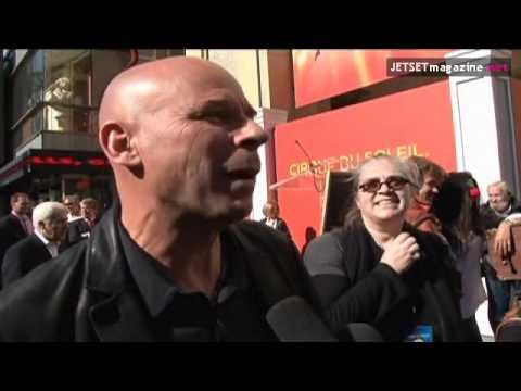 Interview exclusive de Guy Laliberté fondateur du cirque du soleil...