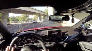 2014 Audi RS7 - WR TV POV Test Drive 2/2 (City)