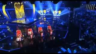 En la Voz Italia!!! la hermana Cristina (Monja) sorprende a los jurados!!! :D
