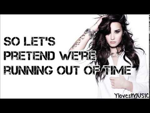 Demi Lovato - Neon Lights (Lyrics)