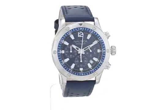 f335843b2aa1 Reloj Nautica NST 21 NAD16547G - YouTube