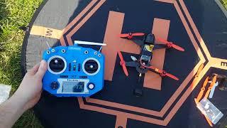 Cicada 180 review: unboxing & maiden flight | FirstQuadcopter.com