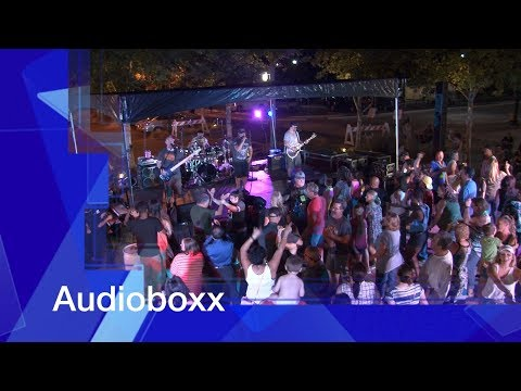 "City of Tracy: Downtown Block Party ""Audioboxx"" August 18th, 2017"