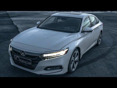 Honda Accord (10) 1.5 CVT. Первый Тест-Драйв в Украине.