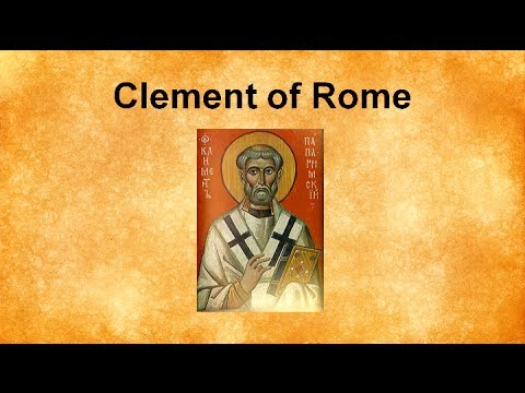 Image result for clement of rome