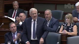 MPP Hardeman Asks Government about Oxford Job Losses