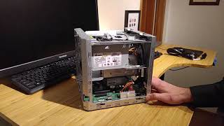 Unboxing The Hpe Proliant Microserver Gen10 With Clearos