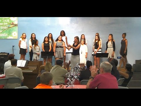 VCMS 7th GRADE WOMEN'S CHORUS CONCERT - Valley Christian Middle School