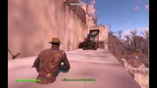 Fallout 4 Heavy Texture Bug Glitch