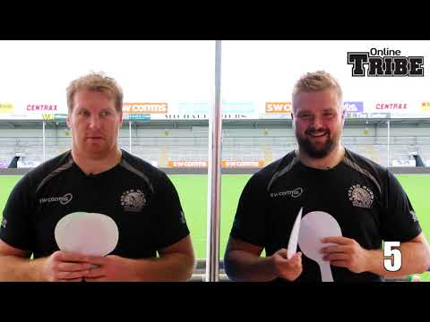 Chiefs TV - Like Minds with Thomas Waldrom and Tomas Francis