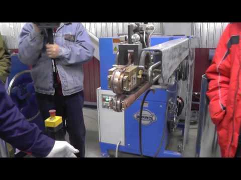 видео: производство изделий из нержавейки нижегородского печного центра