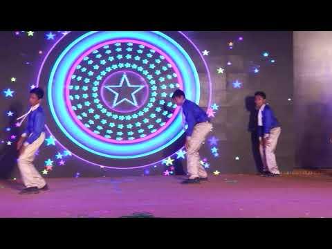 pop dance || 2k18 annual days ||