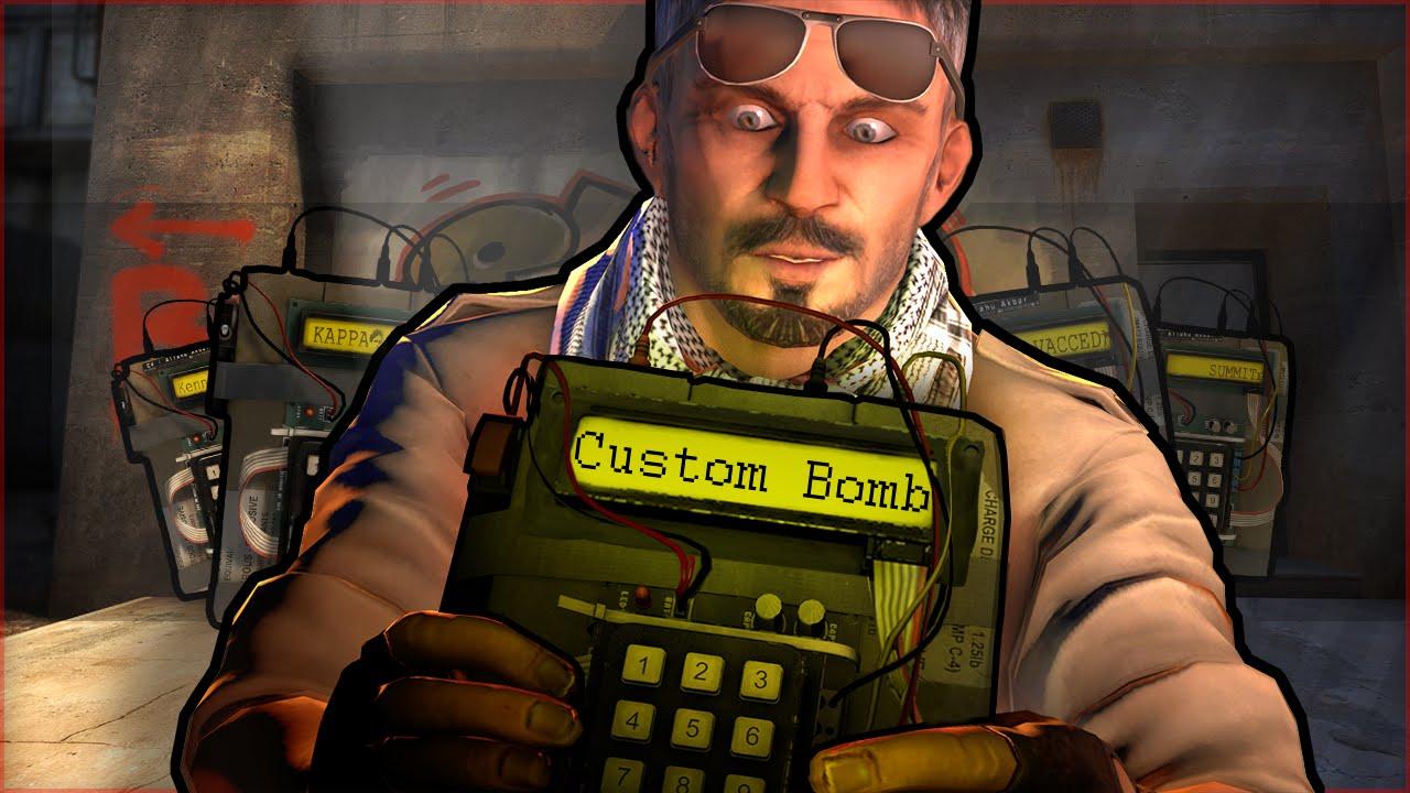 Csgo Bombe