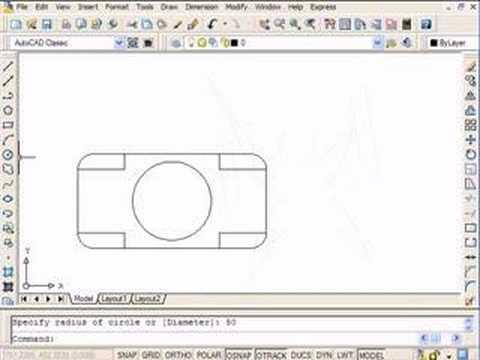 Video Tutorial De Autocad 2007 En Espanol | Blog Video Tutorial
