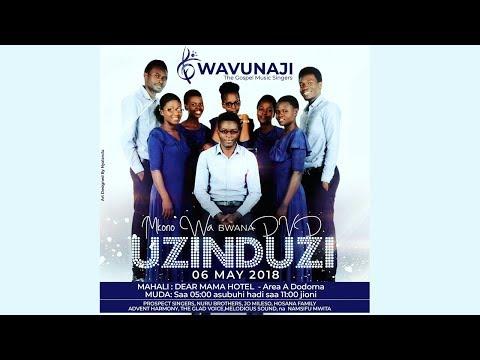 Wavunaji Singers walianza kuimba wakiwa wa4, wazo la kuanzisha kikundi..Uongozi na Changamoto