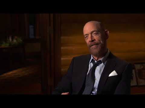 The Snowman  JK Simmons interview