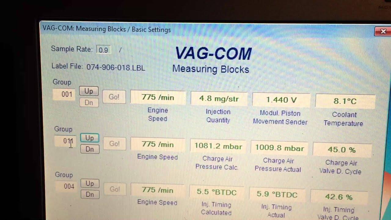 Vag Com T4 2 5tdi Temperature Sensor G62 Fault Czujnik