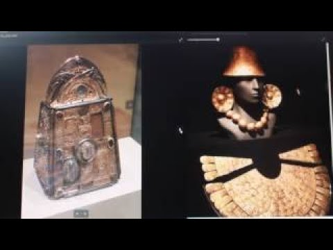 The forgotten CROWN JEWELS of Atlantean Nobility. Why does it look Inca? ALSO TECH Objects