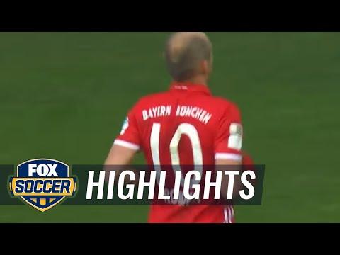 El golazo de David Alaba para el Bayern que da vueltas al mundo