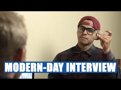 Modern-day Interview | David Lopez
