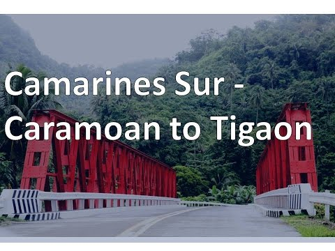Camarines Sur: Caramoan to Tigaon
