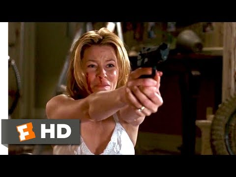 Slither (2006) - A Gun, a Grenade & an Alien Scene (10/10) |