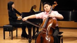 D.Popper: Polonaise de Concert, Op.14 - Sean Yu