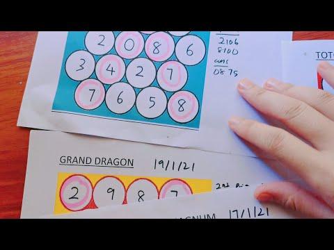 20.1.2021 Toto Damacai Magnum, Grand Dragon Lotto, Singapore Pools Prediction Chart I Carta Ramalan