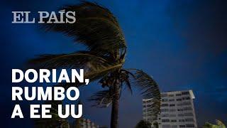 HURACÁN DORIAN: Su paso por BAHAMAS rumbo a EEUU