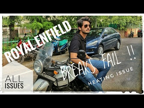 Royal Enfield Himalayan Review | Heating Issue | Break Fail | New Delhi |