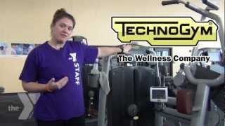 Technogym Strength Machines (Norm Waitt Sr. YMCA)