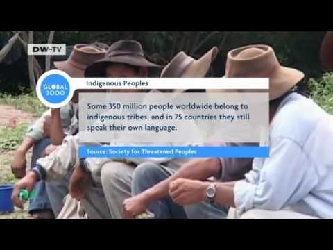 GLOBAL 3000 | Exploited - The Indigenous People of Bolivia