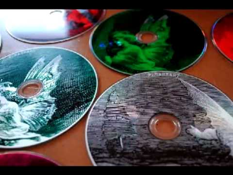 Screen Printing on CDs
