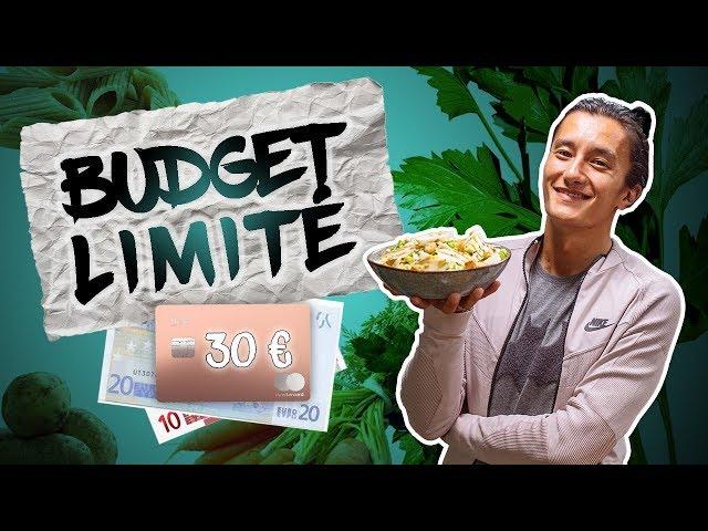 Cuisiner avec un budget limité (30€) - Vlog YouCook