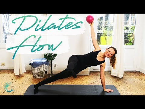 Elevated PILATES FLOW, all about CORE strength, fun & energetic